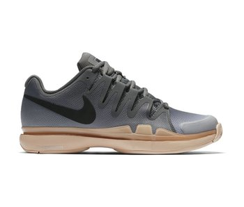 Nike Zoom Vapor 9.5 Tour Grey/Orange Women's Shoe