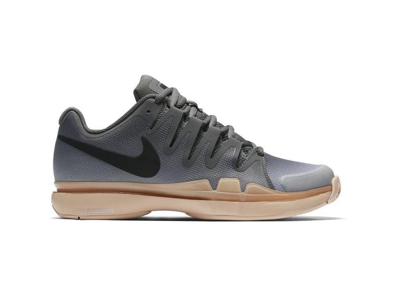 Nike Zoom Vapor 9.5 Tour Grey/Orange Women's Shoe