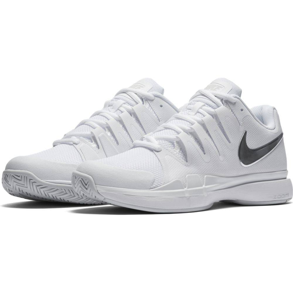 988e51b8c214f Zoom Vapor 9.5 Tour White/Silver Women's Shoe