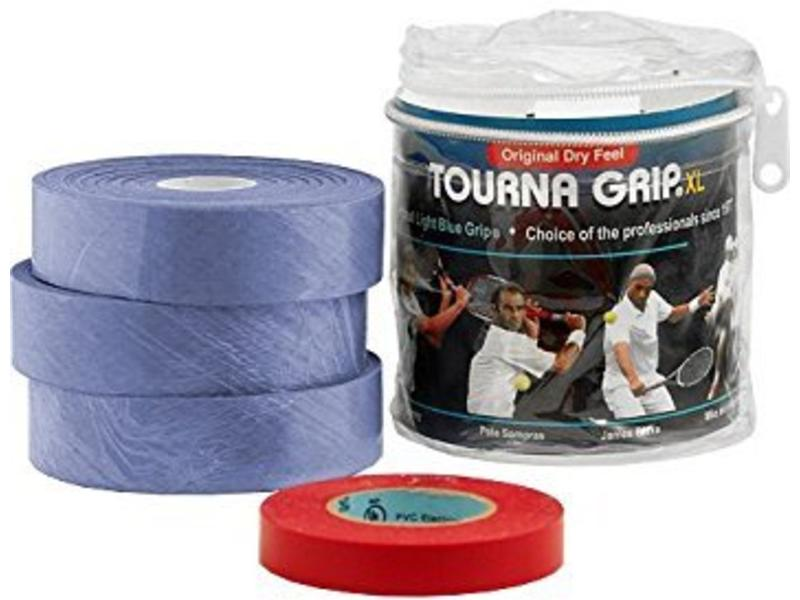 Tourna Overgrip XL 30 Pack Blue