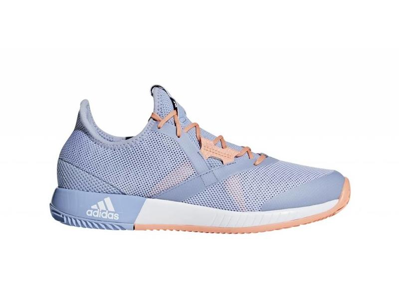 Adidas Defiant Bounce Blue/White/Coral Women's Shoes