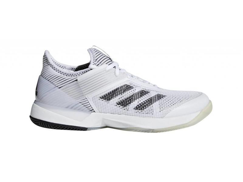 release date: bc102 99589 Adidas adizero Ubersonic 3 White Black Women s Shoes