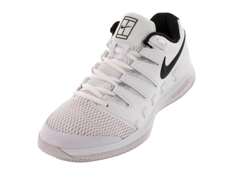 Nike Zoom Vapor X HC White/Black Men's Shoe