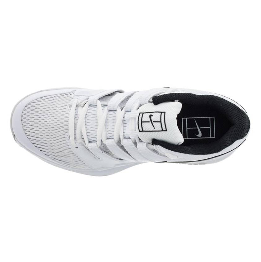 b5a613ef0b36 Nike Air Zoom Vapor X Wide White Black-Vast Grey Men s Shoe - Tennis ...