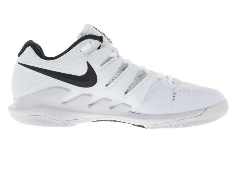 on sale b1b1e 9b453 Nike Air Zoom Vapor X Wide White Black-Vast Grey Men s Shoe