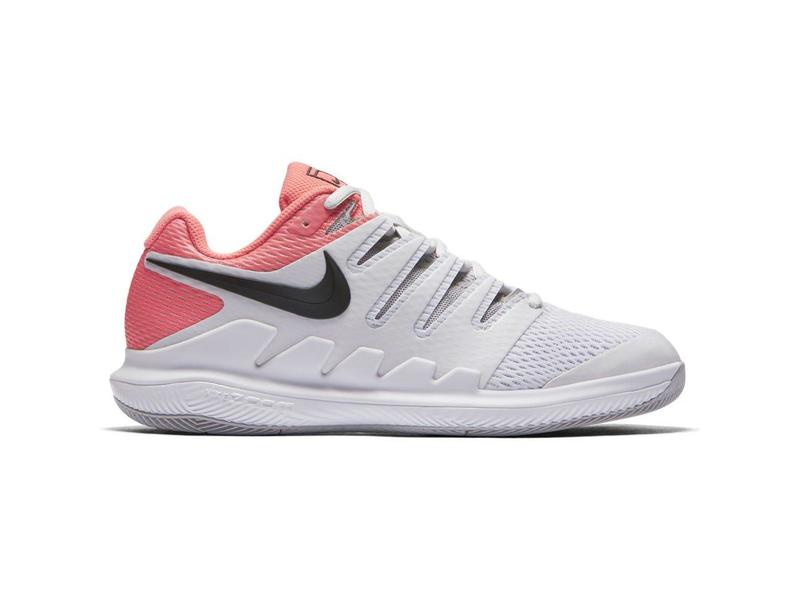 9219515c73 Nike Zoom Vapor X HC Vast Grey/Black Women's Shoe - Tennis Topia ...