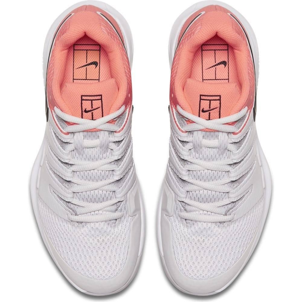 2830bde0cc0 Nike Zoom Vapor X HC Vast Grey Black Women s Shoe - Tennis Topia ...
