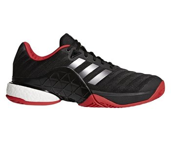 Adidas Barricade 2018 Boost Black/Red