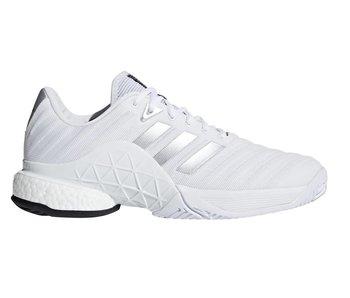Adidas Barricade 2018 Boost White/Silver