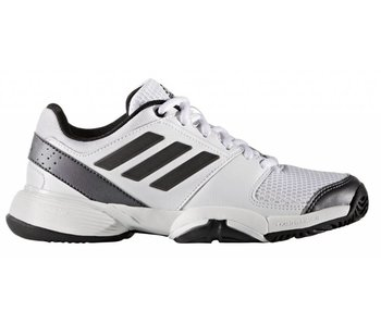 Barricade Club xj Junior Shoe White/Black