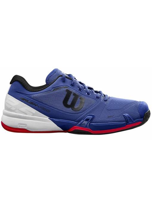 Wilson Rush Pro 2.5 Blue/White/Red Men's Shoe