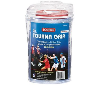 Tourna Tourna Grip XL 50 Pack Blue