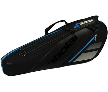 Babolat Team Line Black/Blue 3 Pack Bag