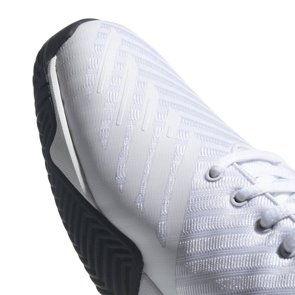 huge selection of 7e659 e9d81 ... Adidas Barricade Court 3 Wide WhiteSilver Mens ...