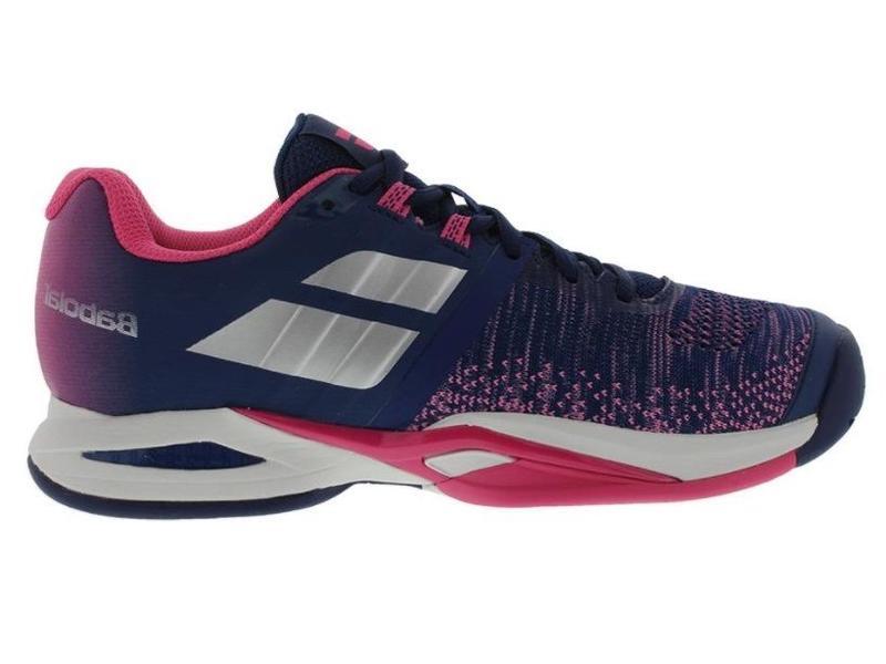 Babolat Propulse Blast Blue/Pink Women's Shoe