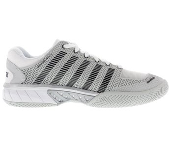 K-Swiss Hypercourt Express Grey/Silver Men's Tennis Shoe