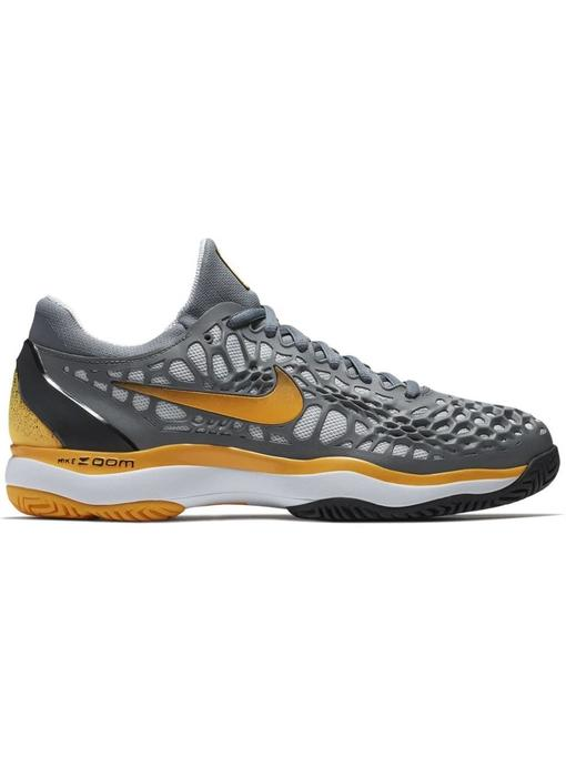 Nike Zoom Cage 3 HC Grey/Orange Men's Shoe