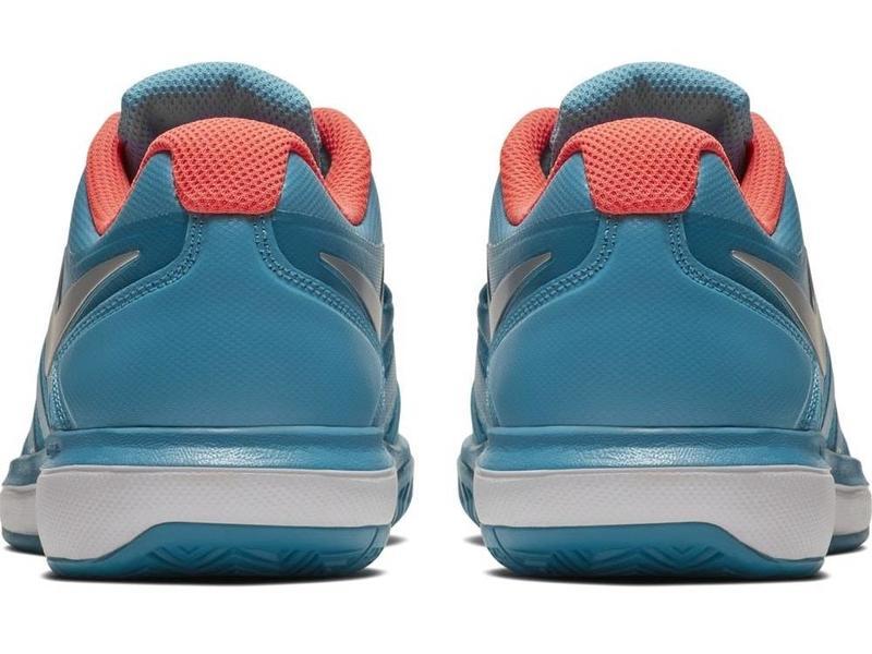 Nike Zoom Prestige Blue/Silver/Coral Women's Shoe