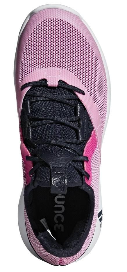 dcdb8d8bb3285 Defiant Bounce Pink Navy White Women s Shoe - Tennis Topia - Best ...