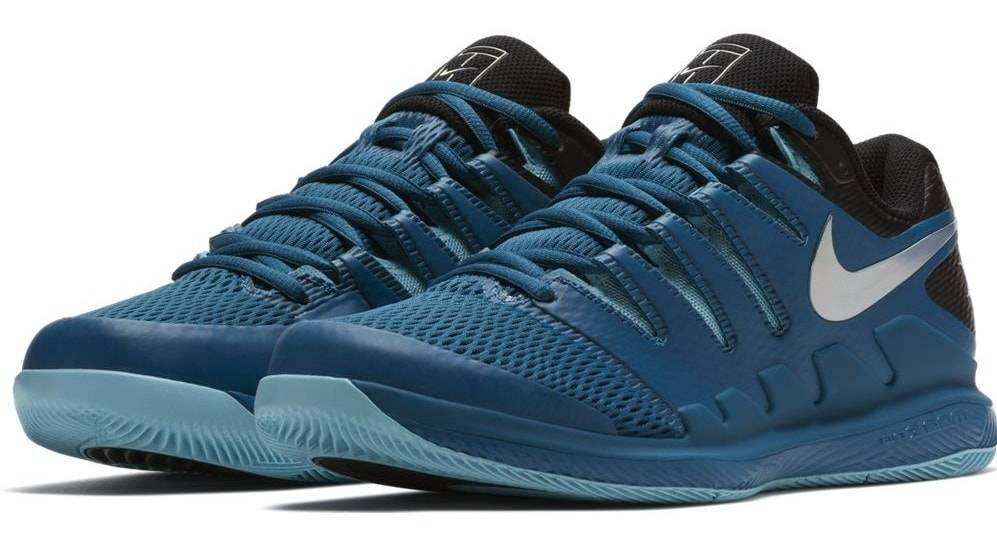 lowest price c4e85 6e010 ... Nike Zoom Vapor X HC Blue Green Abyss Bleached Aqua Men s Shoe ...