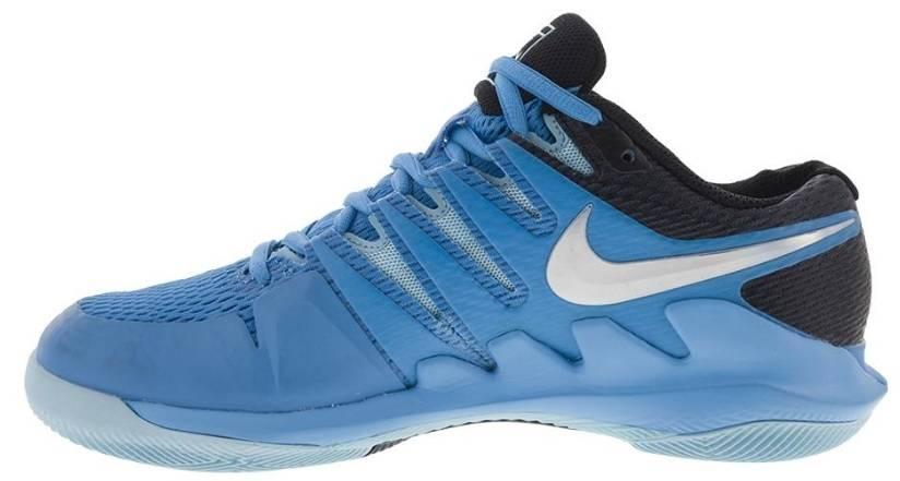 Zoom Vapor X Hc Blue Multi Color Women S Shoe Tennis