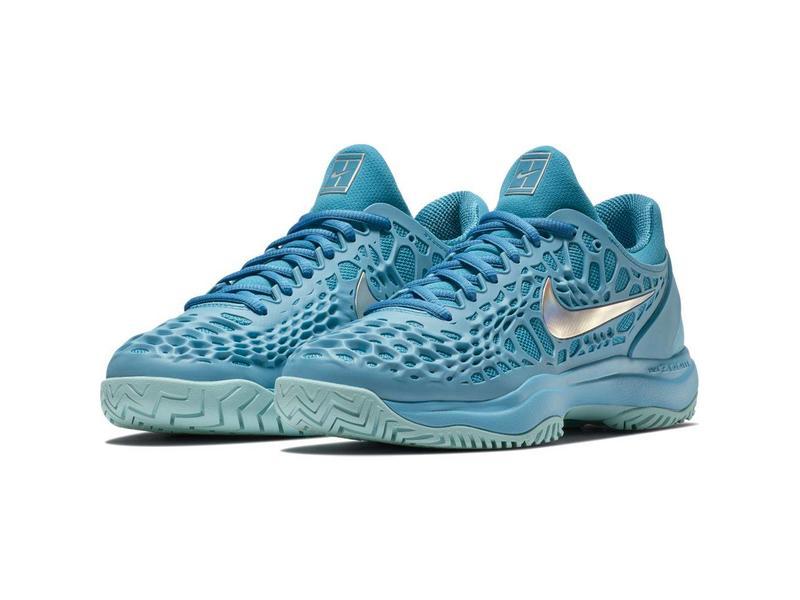 Nike Zoom Cage 3 HC Blue/Silver Women's Shoe