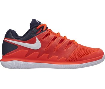 Nike Zoom Vapor X HC Crimson/White Men's Shoe