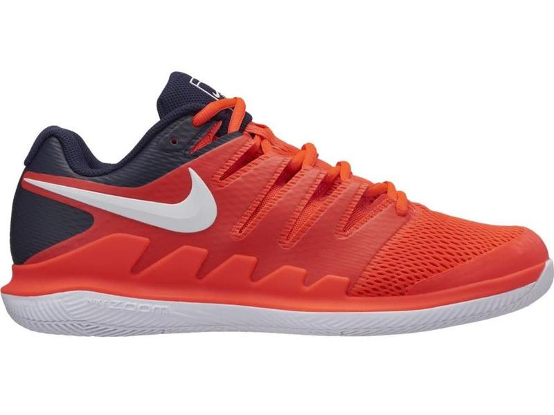 45f2382d0d07a Zoom Vapor X HC Crimson/White Men's Shoe