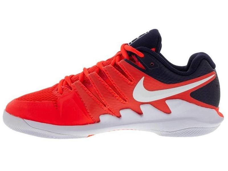 Nike Zoom Vapor X HC Crimson/White Men's Shoe