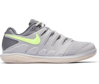 Nike Zoom Vapor X HC Grey/Volt Women's Shoe