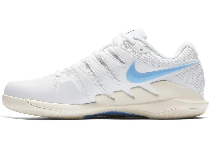 Nike Zoom Vapor X HC White/Blue Men's Shoe