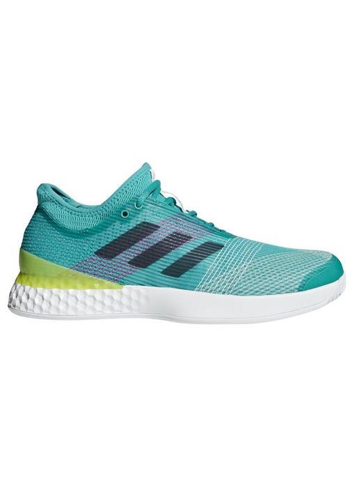 Adidas Adizero Ubersonic 3 Aqua/Ink Men's Shoes