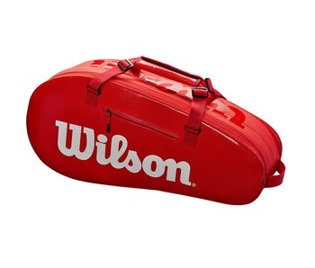Wilson Super Tour 2 Compartment 6-Pack InfraRed Tennis Bag