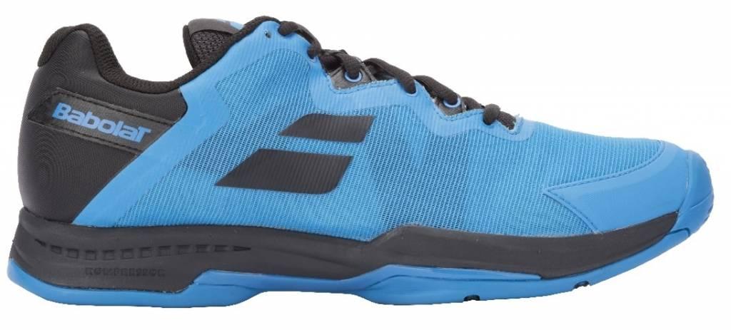 brand new 7f3a3 30c57 Babolat SFX3 All Court Diva Blue Black Men s Shoes ...