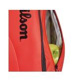 Wilson Federer DNA Tennis Backpack Red