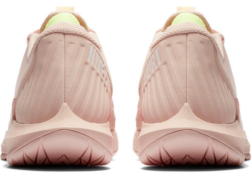 1d51e3bbb1f ... Nike Court Air Zoom Zero HC Women s Pink Arctic Orange Volt Glow ...