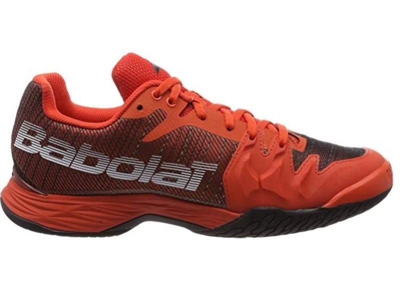 Babolat Jet Mach II AC Orange/Black Men's Shoe