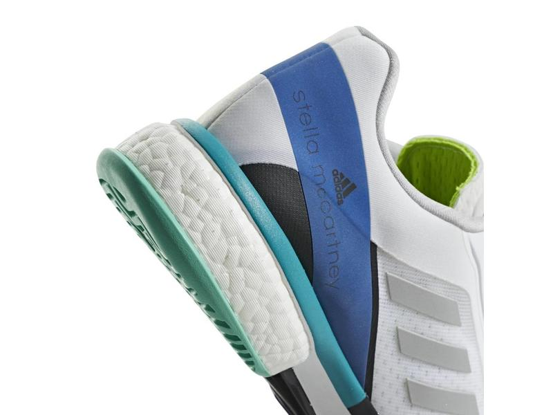 Adidas Stella Barricade Boost White/Blue Women's Shoes