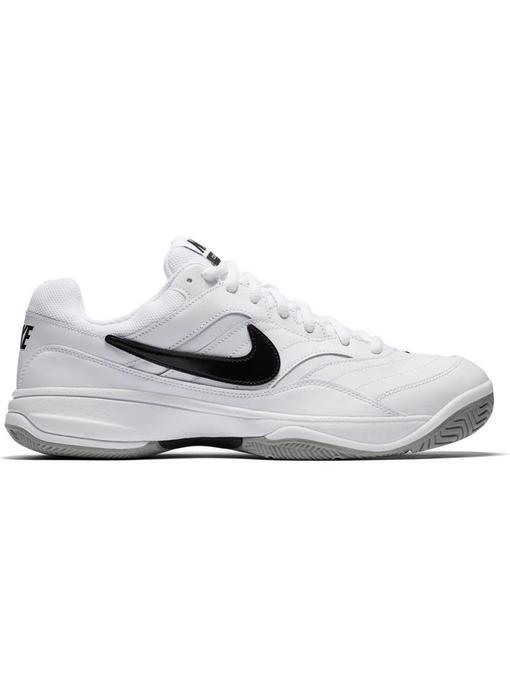 Nike Court Lite WIDE  2E White/Black Men's Shoe