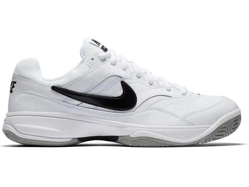 69514c4d021 Court Lite WIDE 2E White Black Men s Shoe - Tennis Topia - Best Sale ...