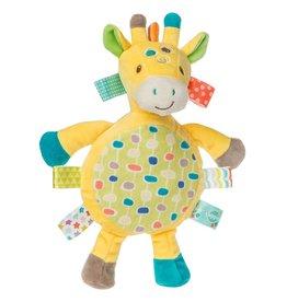 Mary Meyer Taggies Giraffe Cookie Crinkle