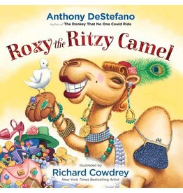 Harvest House Publishing Roxy The Ritzy Camel
