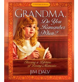 Harvest House Publishing Grandma, Do You Remember When