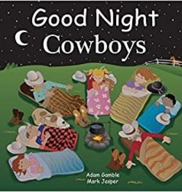 Penguin Random House (here) Good Night Cowboys