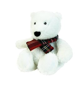 Intelex Polar Bear Junior Cozy Plush
