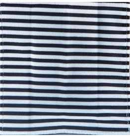 Baby Paper Baby Paper - Black/White Stripe