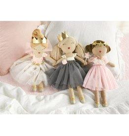 Mud Pie Pink Ballerina Doll