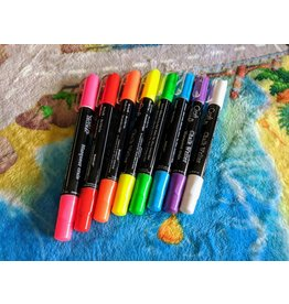 Love Designs Markers - Assorted Colors