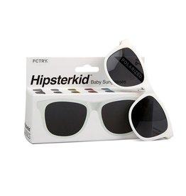FCTRY Polarized Baby Sunglasses, White 0-2y