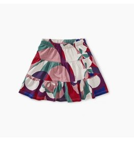 Tea Collection Floral Tiered Skirt - Balla Floral